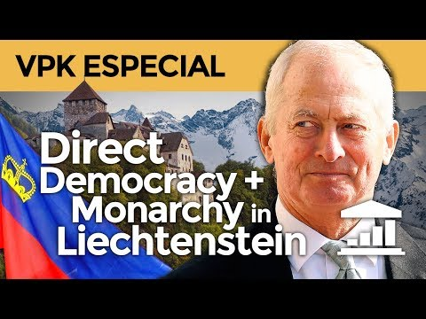 How does DIRECT DEMOCRACY work in LIECHTENSTEIN? - VisualPolitik EN