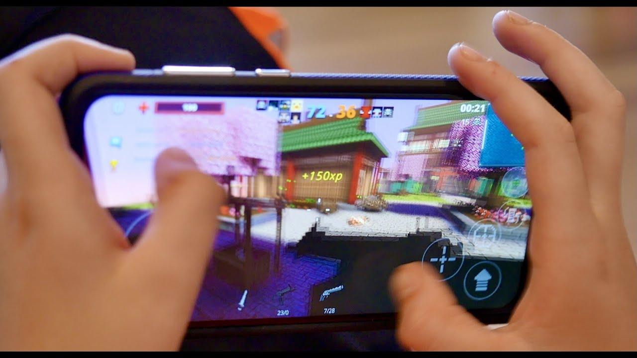 Ridiculous Nicholas Pixel Strike 3D