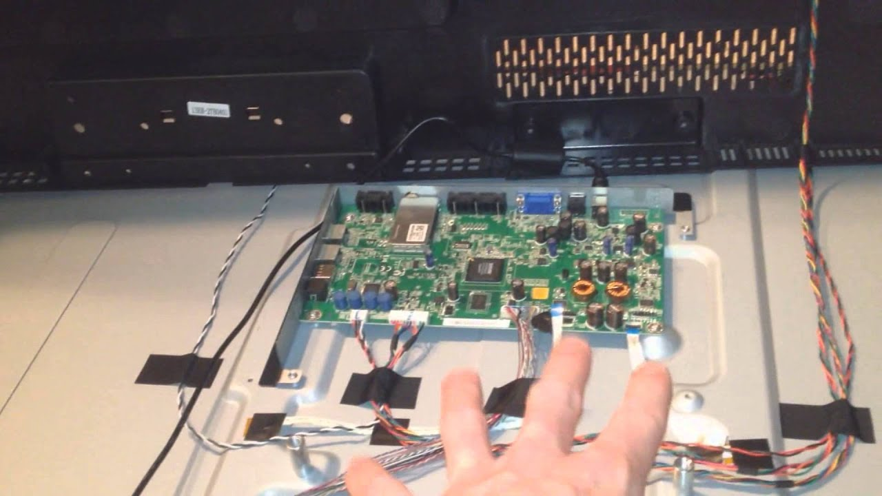 maxresdefault westinghouse led tv ld 4655vx fix youtube  at n-0.co