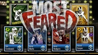 Most Feared Promo Preview - Which Monster Will You Make? - Madden Overdrive