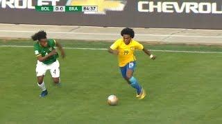 Willian vs Bolivia (Away) 05/10/2017 HD 1080i