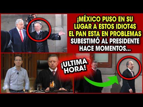 ¡NOTICIAS SACUD3N MEXICO! EL PAN NO ESTABA PREPARADO SE ACABÓ SUBESTIMARON AL PRESIDENTE ULTIMAHORA