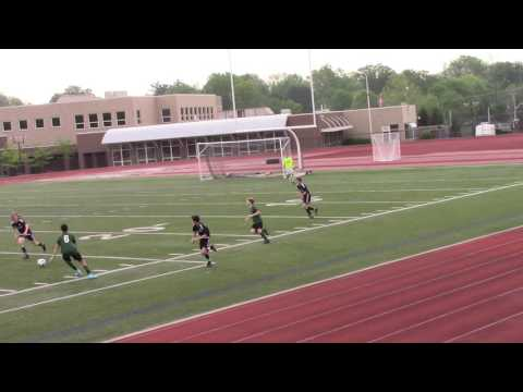 Adidas Blue Chip Cincinnati Spring 2017 Century V 2003 Gold Boys vs Michigan Jaguars  1st Half