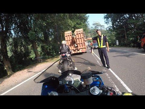 Ride Lemang To' Ki | Kena Saman JPJ | Gopro GPS Telemetry