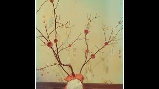 Дерево пожеланий на свадьбу, своими руками