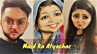 Maid Ka Atyachar -  Vinu Sona | Vinzua Paaji