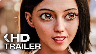 ALITA: Battle Angel Trailer German Deutsch (2018)
