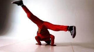 How to Do a Windmill to Back Spin | Break Dancing