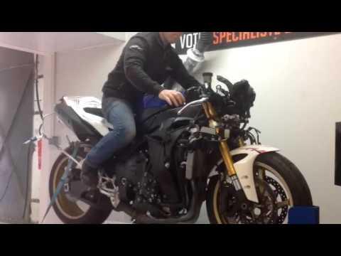 Band De Puissance Bouche Du Rhone Video R1 Moto Racing A Peyrolles