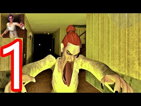 Scary Granny - Horror Game - Gameplay Walkthrough Part 1 ( Android, iOS )