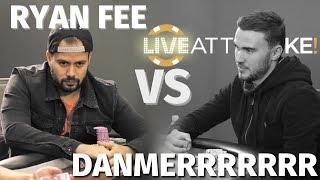 $67,000 Pot ♠ Ryan Fee vs. Danmerrrrrrr (#1 Online HU Player) ♠ Live at the Bike!