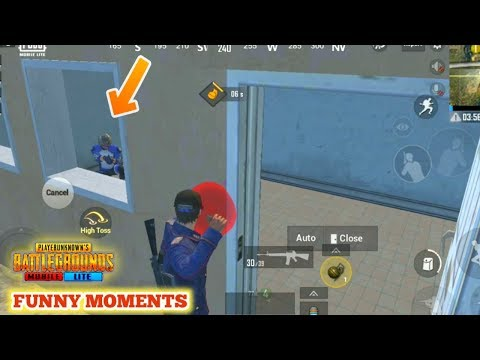PUBG MOBILE LITE FUNNY MOMENTS #12 😂😂 || FUNNIEST MATCH BY MELODY GAMER