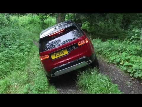 Discovery 5 Off-Road Footage