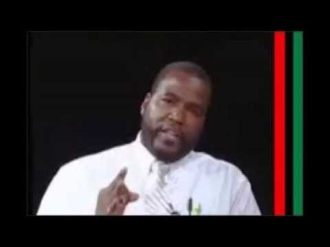 DR UMAR JOHNSON SPEAKS ABOUT THE MICHAEL BROWN MURDER