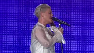 Pink ft. Wrabel / 90 Days / Olympiastadion, München 2019-07-26