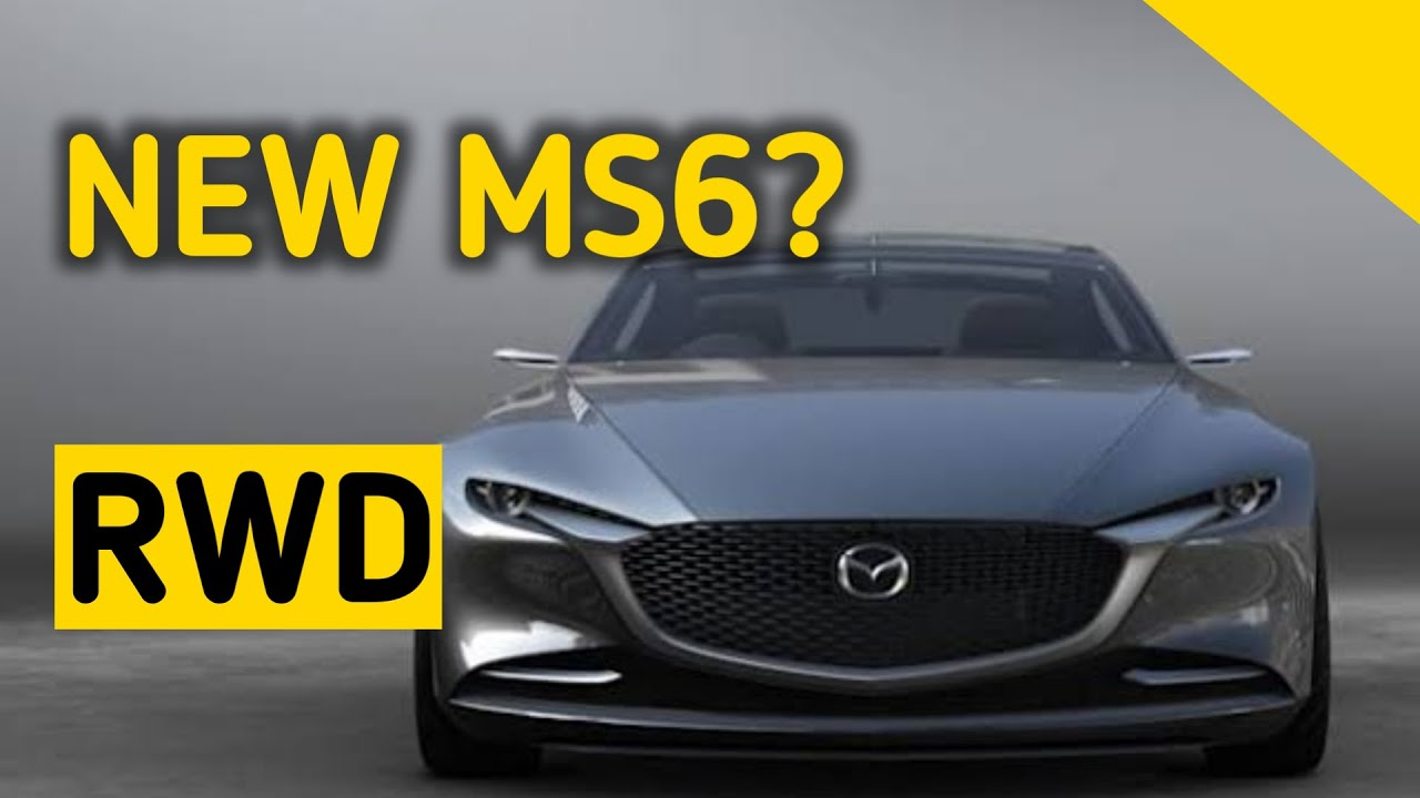 Is the NEW MAZDASPEED 6 MPS Coming!? RWD I6 Confirmed!