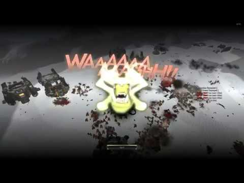 Dawn Of War 3 Faction War 3v3 Wazmakka Orc VS Dark Angels Space Marine |