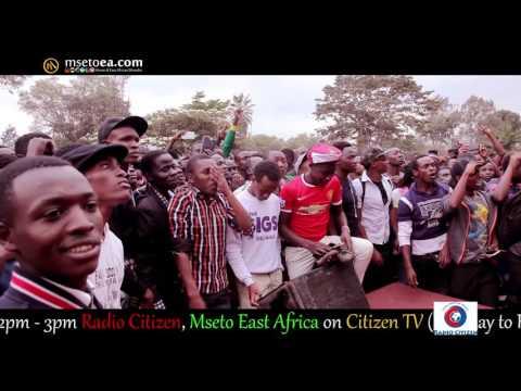 MZAZI WILLY TUVA Rocking Dedan Kimathi University Students In Nyeri