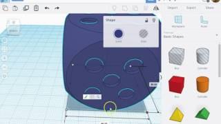 Thingiverse Remix Using Tinkercad - Task 1