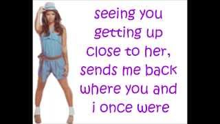 The Saturdays- Flashback- Lyrics