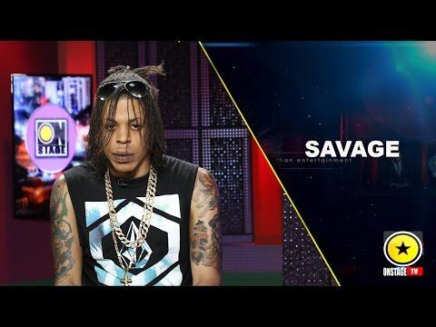 Savage Chats Kartel ,Culu Culu, Bleaching & Sumfest