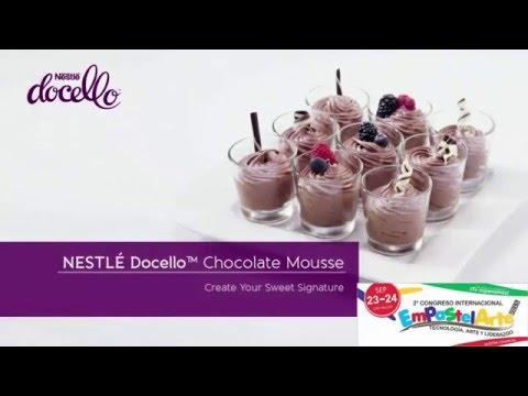 Distribuidora La Costa Congreso internacional de pastelería Empastelarte 2015  Nestlé Professional