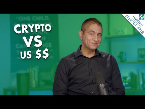 Cryptocurrency VS US Dollar