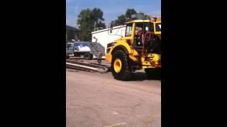 Volvo dump truck @ NADC Nashville, TN
