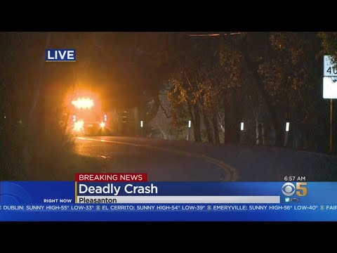 3 Teens Dead, 2 Others Injured In Horrific Pleasanton Crash On Christmas Night