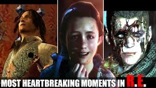 RE2 Most Tragically Heartbreaking Events & Moments In The Resident Evil Series