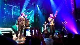 "Pentatonix - ""You Da One"" in Houston, TX (3/14/13)"