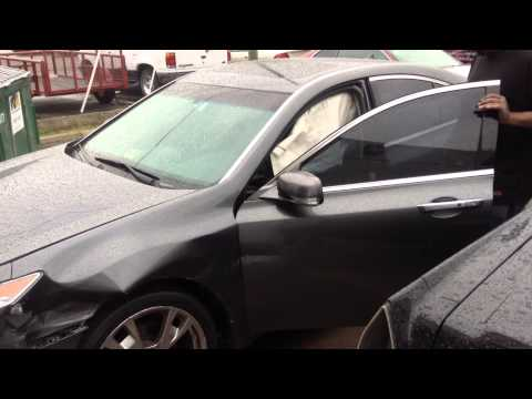 2009 Acura TL Insurance Claim / Johns Restoration
