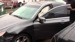 2009 Acura TL Insurance Claim / Johns Restoration