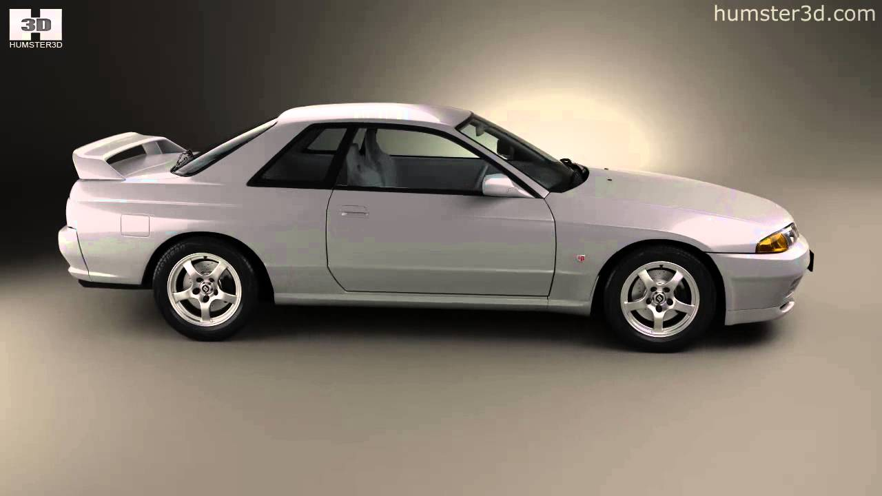 Nissan skyline r32 gt r coupe 1989 by 3d model store humster3d nissan skyline r32 gt r coupe 1989 by 3d model store humster3d vanachro Gallery