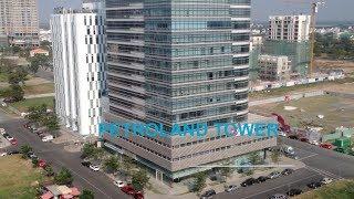 Cao ốc văn phòng cho thuê Quận 7 - Petroland Tower