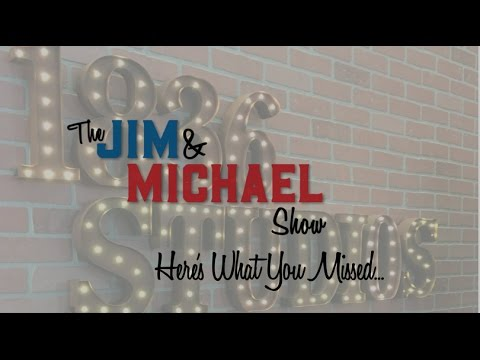 Texas AG Ken Paxton visits the Jim & Michael Show