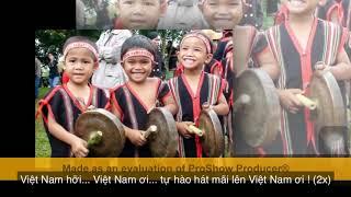 Việt Nam Ơi - Karaoke Beat Tone Nữ