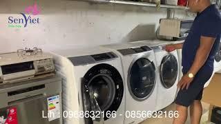 Chiếc Máy Giặt Nhật Bãi