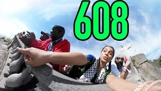 The Time I Went To The Olympics (DAY 608) - 360 VLOG