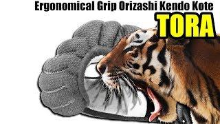 Ergonomical Grip Orizashi Kendo Kote TORA - Tozando Inside News Digest