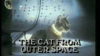 The Cat from Outer Space (1978) Disney Home Video Australia Trailer