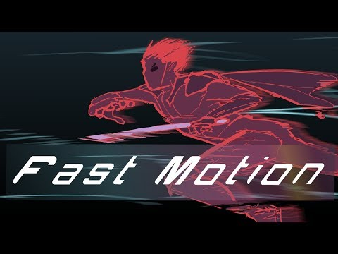 How to Animate Fast Motion - Animation Principles and Techniques