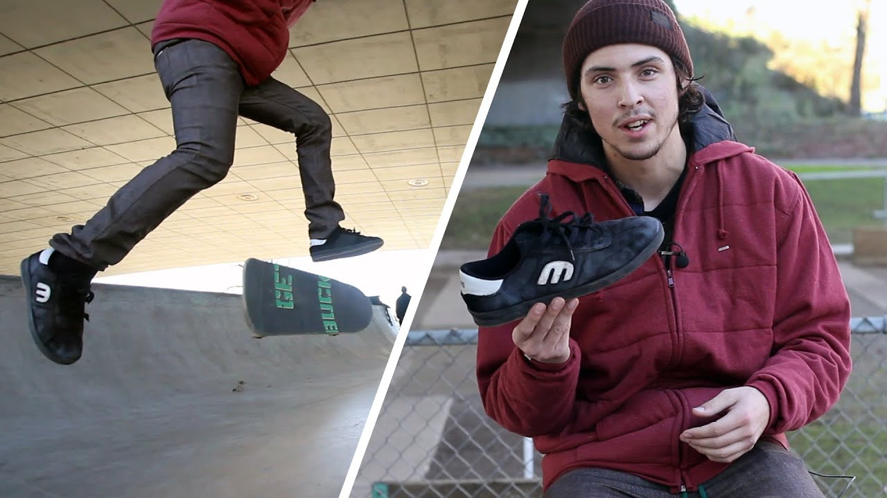 Lo-Cut Sc, Mens Skateboarding Shoes Etnies