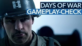 Days of War - Neuer Weltkriegs-Shooter im Gameplay-Check