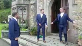 James Dooley Wedding Best Mans Speech by Martin Maas, Mike Hughes & David Dooley
