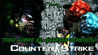 Todo Sobre el Guardia Venenoso | Counter-Strike Nexon: Zombies | #9