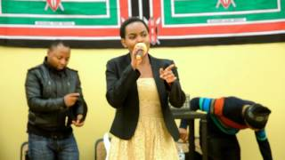Wewe Pekee cover by Grace Wainaina
