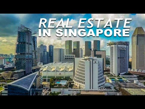 Real Estate in Singapore - Grant Cardone