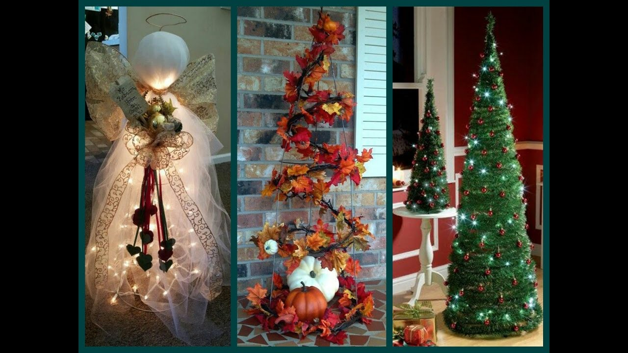 30 tomato cage craft ideas recycled craft ideas - Tomato Cage Christmas Decorations