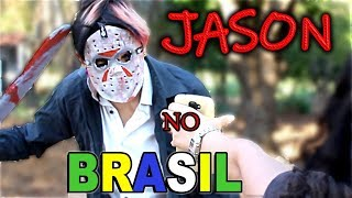 JASON NO BRASIL (Sexta-feira 13)